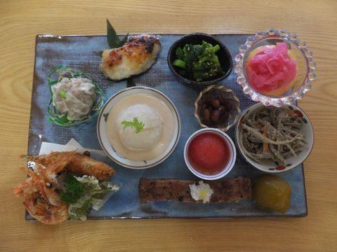 「凪の膳」1,500円